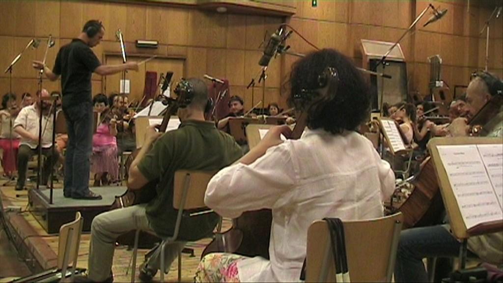 Enregistrement (orchestre de Bulgarie)