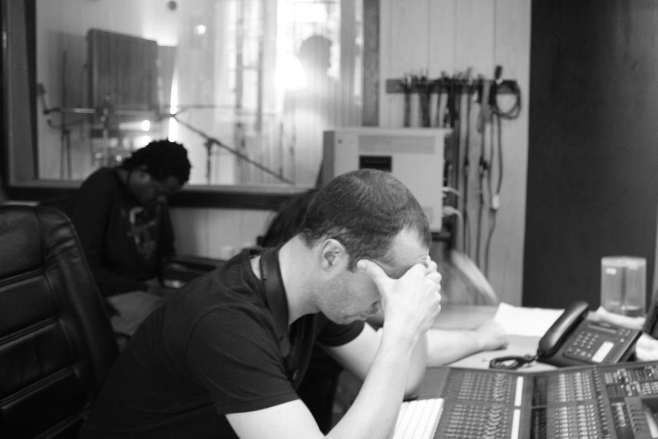 Enregistrement CD de Soleil Vert