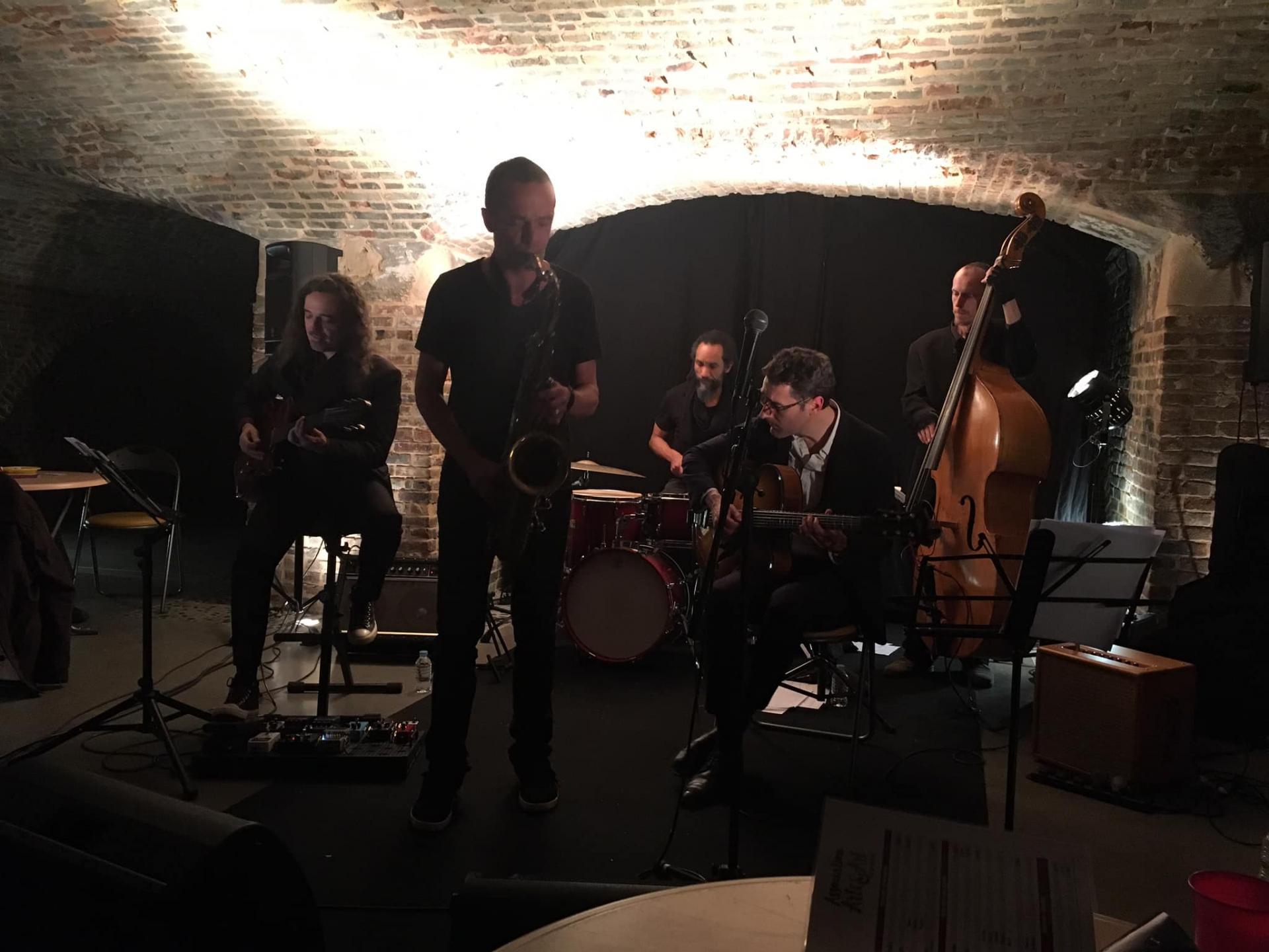 Jazz à Louvier