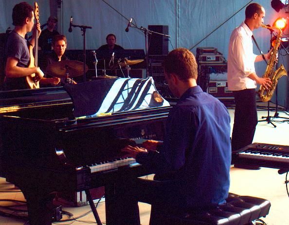 H.Tabar-Nouval Quartet au Festival de la Défense