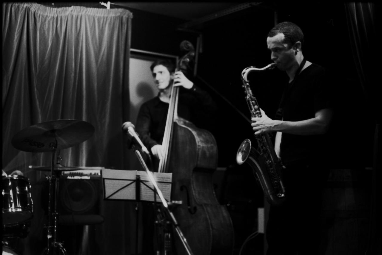 Hugues Tabar-Nouval Quartet